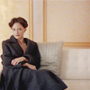 Irene Adler in Sherlock's coat