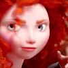 Brave - Merida Smirk