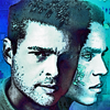 Almost Human - blue 1