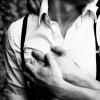 RLBIVOB White Shirt Hands
