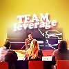 Leverage, Sophie, parker, Nate Ford, team