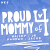 Text » Proud Mommy of 4