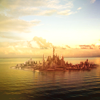 esteefee: atlantis_sunset