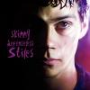 Mish: TW -- Stiles Skinny Defenseless