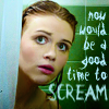 Mish: TW -- Lydia Should Scream Now