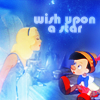 oh captain, my captain.: disney / pinocchio / the blue fairy