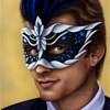 White Collar - Masked Neal Rev BB