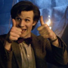 tangotabby: 11th Doctor thumbs up