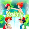 toukos: pokeshipping; destiny