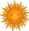 Sun shines =)