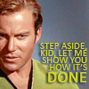 st tos: kirk how it's done