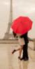 зонт в париже