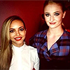 jade and sophie turner yas