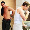 Chicago Fire-Casey&Severide bathroom
