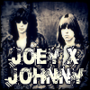 Joey x Johnny by thedarkmaterial