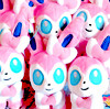 Sylveon Pokedoll Pile