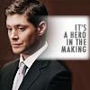 spn dean hero