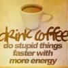 food: coffee