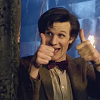 Aislynn: Doctor Who - Eleven thumbs up
