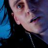 Loki in blue