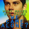 Teen Wolf- (401) Stiles what makes you t