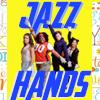 glee jazz hand