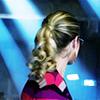 jennie: → ponytail