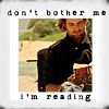 you all know me: reading