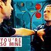you're so mine