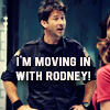 moving in with rodney