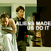 aliens made us do it