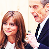 clara and the 12th doctor