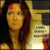 Leela no approve