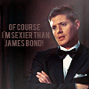 Supernatural Dean sexier than bond