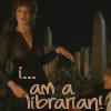 mummy librarian
