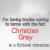 Fifty Shades of Grey Christian Grey