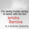 Fever Series Jericho Barrons text