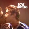 Ryan Carnes m/m kiss