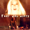 Jamie: buffy ; willow ; that was nifty