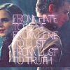 hp - cormac/hermione - hate to truth