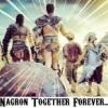 Nagron, Nasir, Agron, family