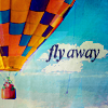 chiara: image: fly away