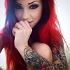 red haired vixen