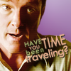 Blue: TW :: Sheriff :: Time Traveling