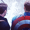 Steve/Bucky feels abound