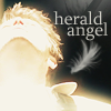 Chaos, Panic, Pandemonium – my work here is done.: supernatural--cas herald angel