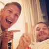 Basti and Poldi