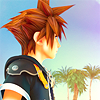 <kingdom hearts> thinking of you
