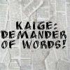 kaige68: life