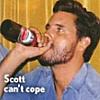 Scott can't cope
